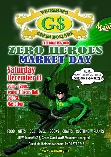 Our Next market is on December 8